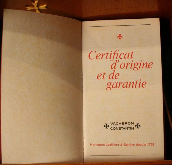 Chronomètre Royal mit orig.Box und Papiere aus 1964 10 - Chronomètre Royal mit orig.Box und Papiere aus 1964