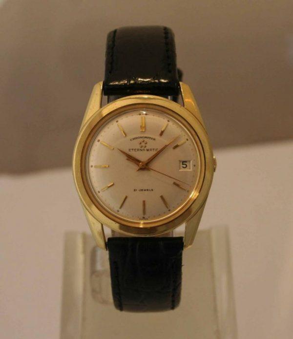 Eterna Matic Chronometer 1950 1 - Eterna Matic Chronometer 1950