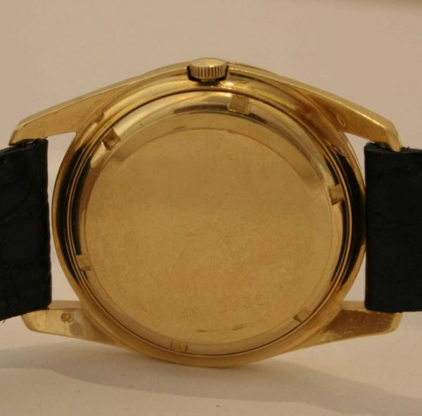 Eterna Matic Chronometer 1950 7 - Eterna Matic Chronometer 1950
