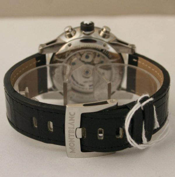 Timewalker Chronograph StahlKeramik 5 600x607 - Timewalker Chronograph Stahl/Keramik