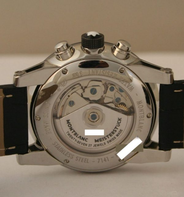 Timewalker Chronograph StahlKeramik 7 600x640 - Timewalker Chronograph Stahl/Keramik