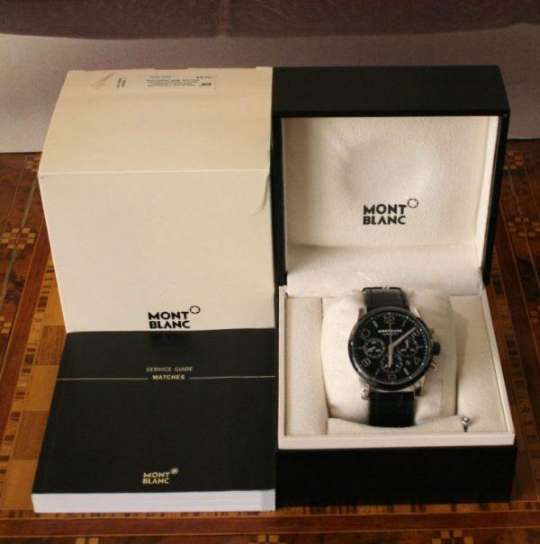 Timewalker Chronograph StahlKeramik 8 600x605 - Timewalker Chronograph Stahl/Keramik
