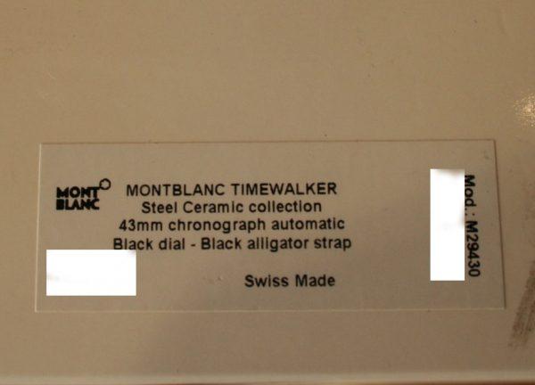 Timewalker Chronograph StahlKeramik 9 600x432 - Timewalker Chronograph Stahl/Keramik