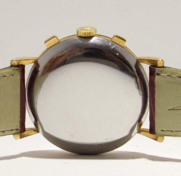IMG 7516 - Chronograph Coin Edge Stahl/Roségold