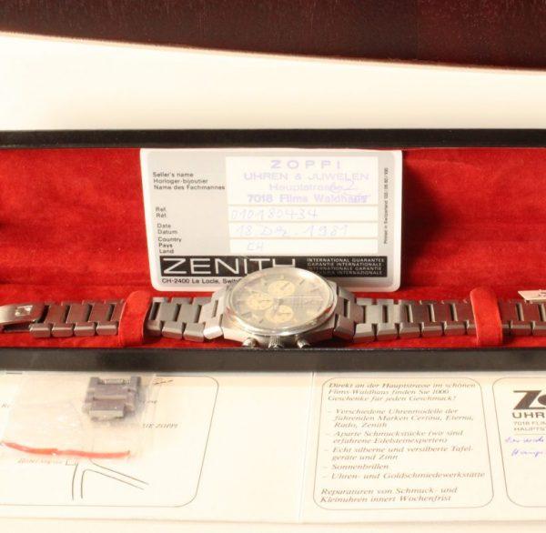 IMG 8113 - Movado Zenith EL Primero