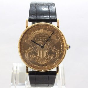 IMG 8299 300x300 - Coin Watch 20 Dollar 1900