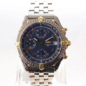 IMG 8480 300x300 - Chronomat Blue Dial