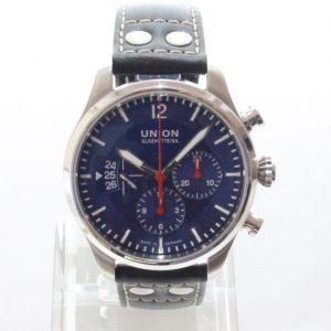 IMG 9273 300x300 - Belisar Chronograph blue dial (wie neu)