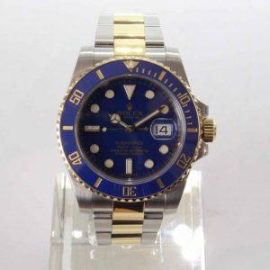 IMG 3922 300x300 - Oyster Perpetual Submariner blau (ungetragen)