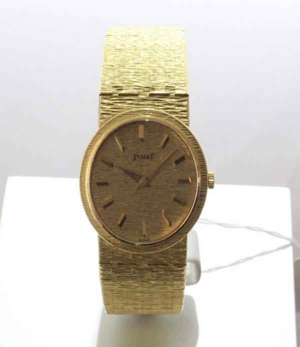 IMG 0485 - Damenschmuckuhr 750 Gelbgold