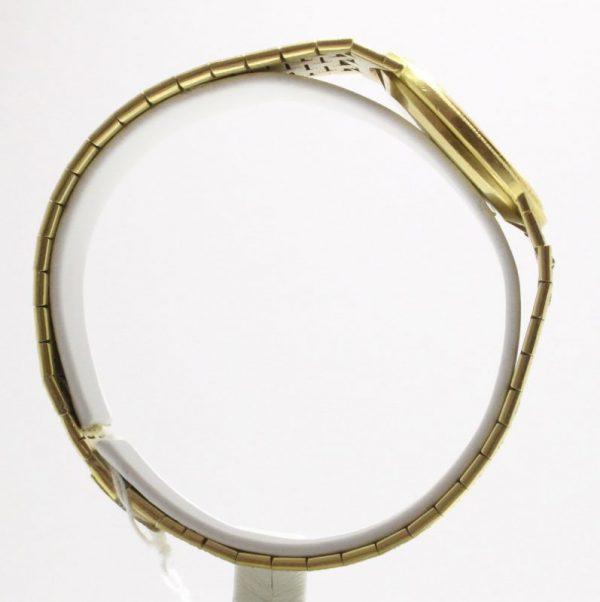 IMG 0490 - Damenschmuckuhr 750 Gelbgold