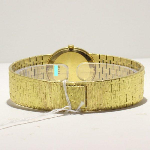 IMG 0494 - Damenschmuckuhr 750 Gelbgold