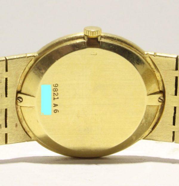 IMG 0496 - Damenschmuckuhr 750 Gelbgold