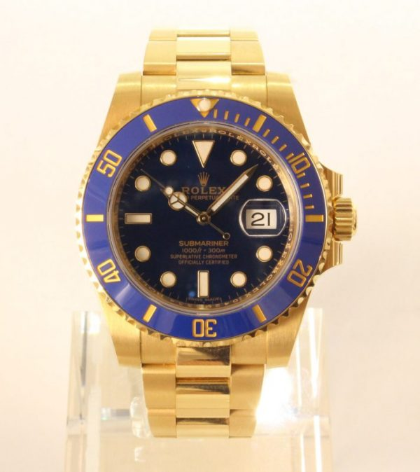 IMG 2229 - Oyster Perpetual Submariner Date