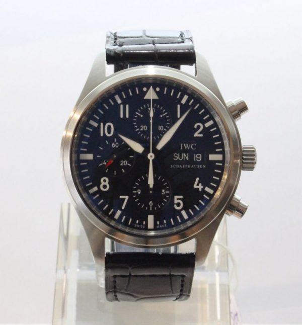 IMG 2544 - Pilot Spitfire Chronograph (wie neu)