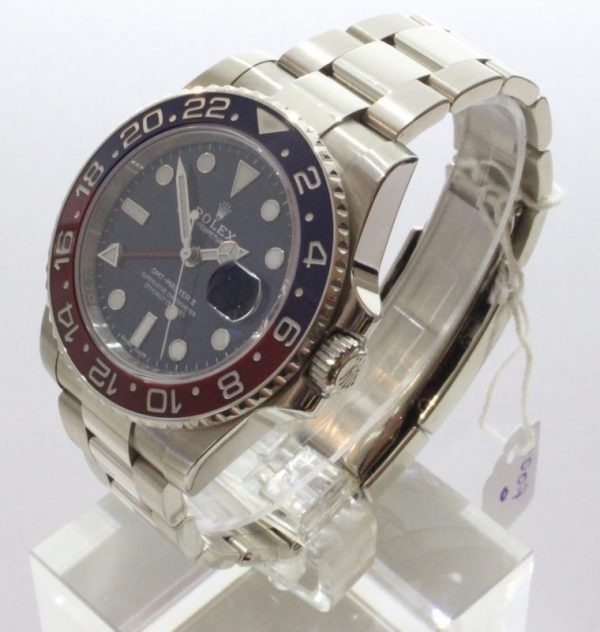 IMG 2761 - Oyster Perpetual GMT Weißgold