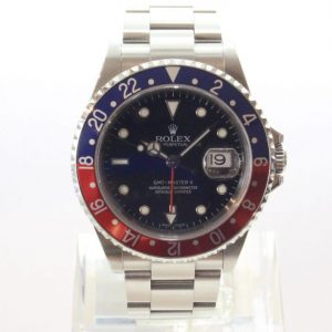 IMG 2811 300x300 - Oyster Perpetual GMT II Pepsi Stick Dial (Full Set)