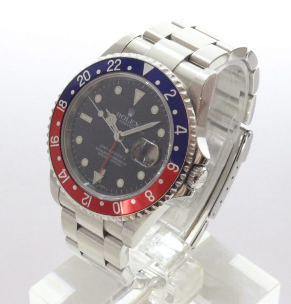 IMG 2813 - Oyster Perpetual GMT II Pepsi Stick Dial (Full Set)
