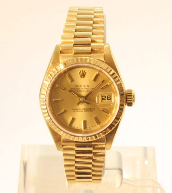 IMG 2949 - Oyster Perpetual Lady Date Just