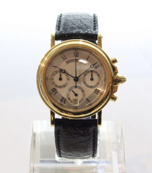IMG 3146 - Breguet Marine Chronograph (wie neu)