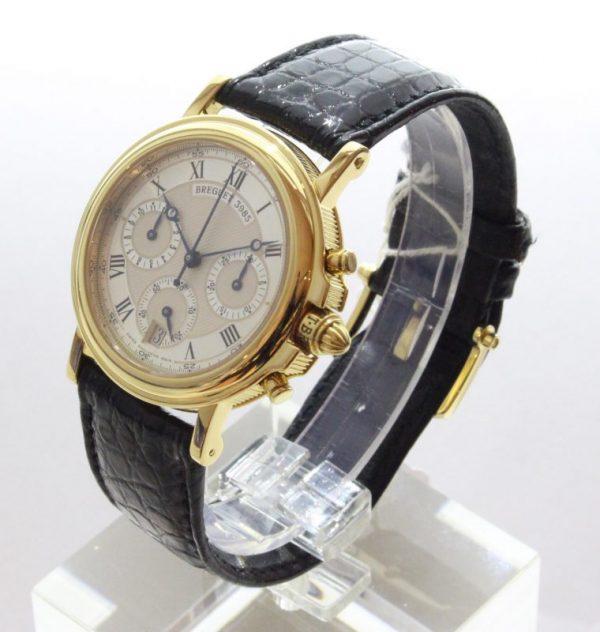 IMG 3147 - Breguet Marine Chronograph (wie neu)