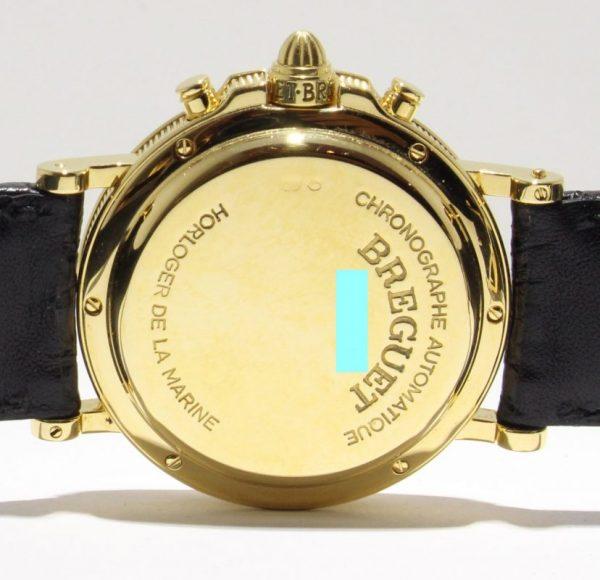 IMG 3162 - Breguet Marine Chronograph (wie neu)