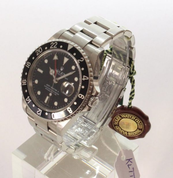 IMG 3181 - Rolex GMT-Master II Stick Dial (Full Set)