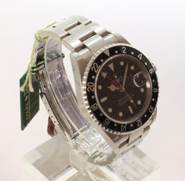 IMG 3182 - Rolex GMT-Master II Stick Dial (Full Set)