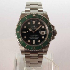 IMG 3458 300x300 - Submariner Date grün (Full Set) wie neu