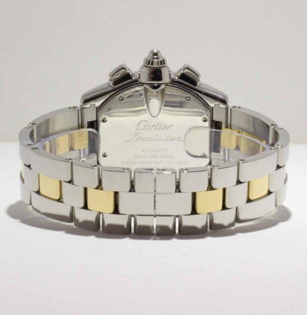 IMG 3600 - Cartier Roadster XL Chronograph (Neuzustand)
