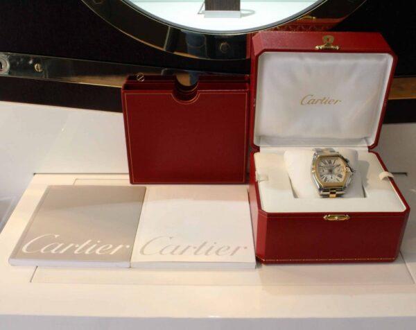 IMG 3606 - Cartier Roadster XL Chronograph (Neuzustand)