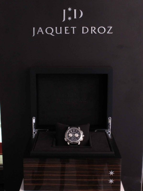 IMG 3770 - Jaquet-Droz Hommage Londres 1774 Chronograph GMT