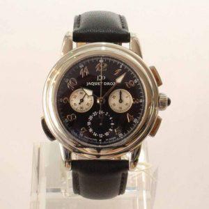 IMG 3778 300x300 - Jaquet-Droz Hommage Londres 1774 Chronograph GMT