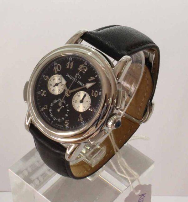 IMG 3786 - Jaquet-Droz Hommage Londres 1774 Chronograph GMT