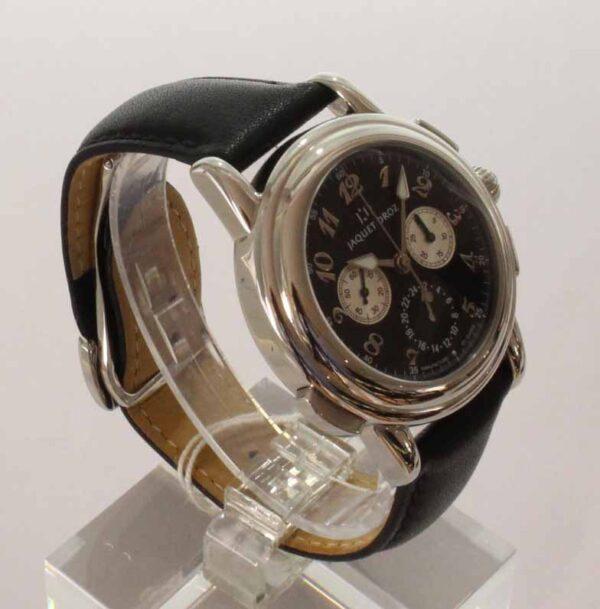 IMG 3788 - Jaquet-Droz Hommage Londres 1774 Chronograph GMT