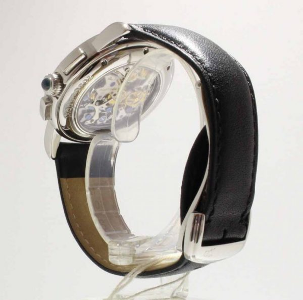 IMG 3794 - Jaquet-Droz Hommage Londres 1774 Chronograph GMT