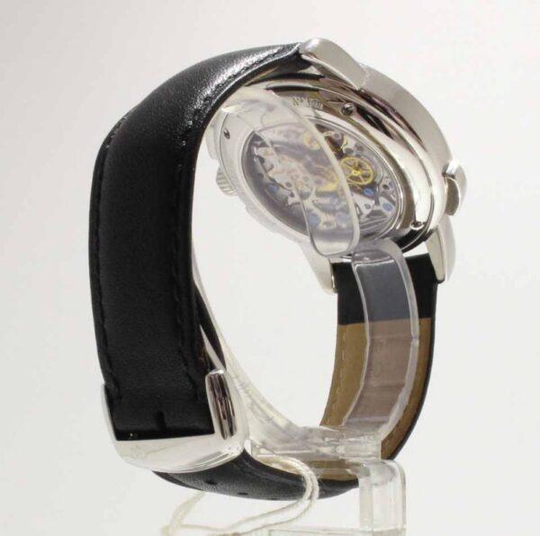 IMG 3795 - Jaquet-Droz Hommage Londres 1774 Chronograph GMT