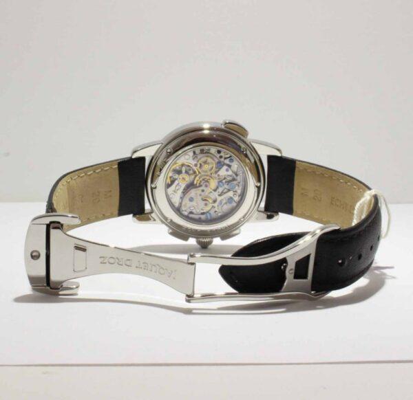 IMG 3797 - Jaquet-Droz Hommage Londres 1774 Chronograph GMT