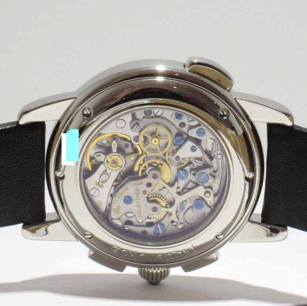 IMG 3798 - Jaquet-Droz Hommage Londres 1774 Chronograph GMT