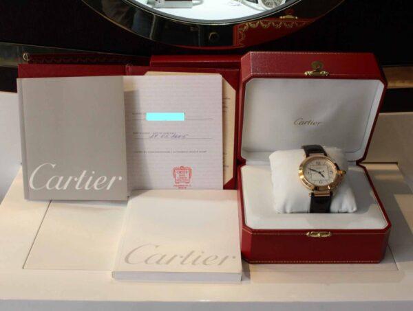 IMG 4005 600x453 - Cartier Pasha (NEU)