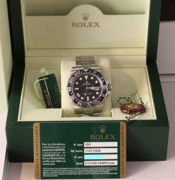 IMG 4154 - Oyster Perpetual GMT Master II [Full Set] Rolex-Service