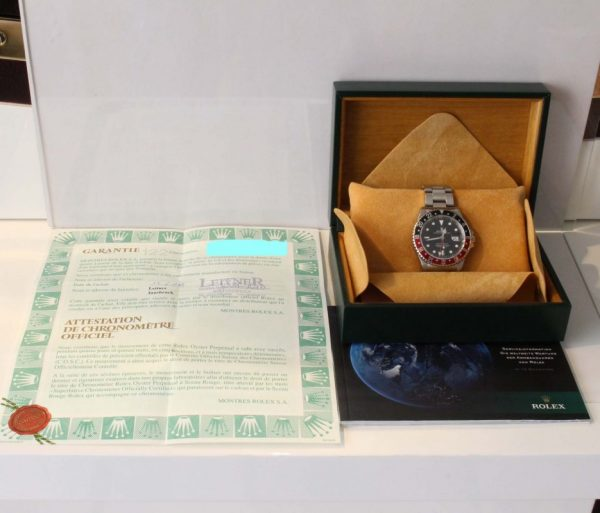 IMG 4311 - Rolex Oyster Perpetual GMT-Master II (Full Set) Rolex-Service