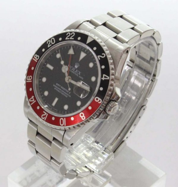 IMG 4317 - Rolex Oyster Perpetual GMT-Master II (Full Set) Rolex-Service