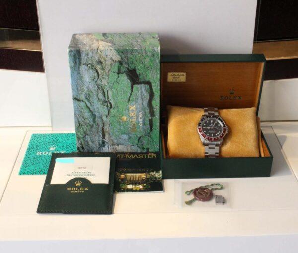 "IMG 4402 - Rolex GMT-Master II ""Coke"" Swiss only Dial (Full Set)"