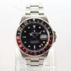"IMG 4407 300x300 - Rolex GMT-Master II ""Coke"" Swiss only Dial (Full Set)"