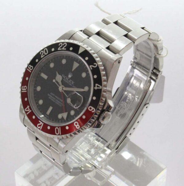 "IMG 4408 - Rolex GMT-Master II ""Coke"" Swiss only Dial (Full Set)"