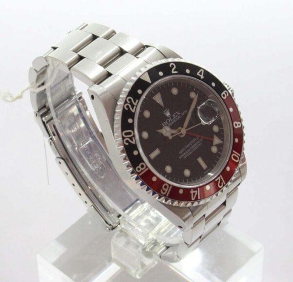 "IMG 4410 - Rolex GMT-Master II ""Coke"" Swiss only Dial (Full Set)"