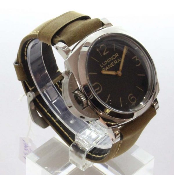 IMG 4587 600x605 - Panerai Luminor 1950 Left Handed 3 Pam 557 (Sticker)