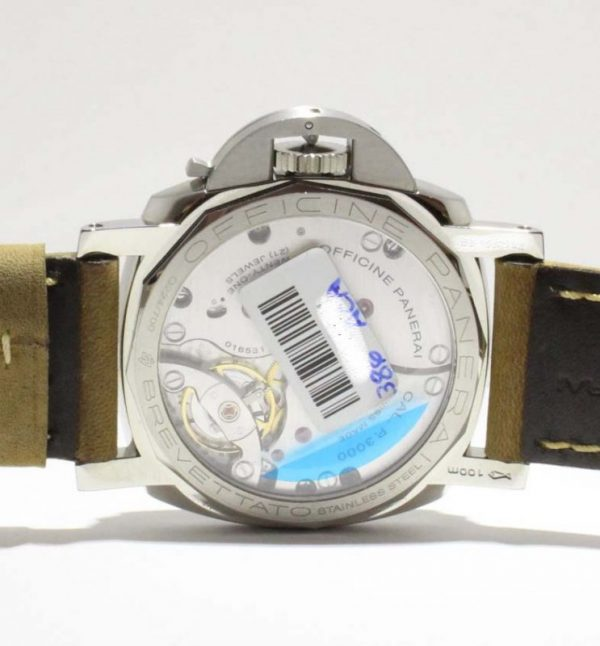IMG 4596 600x646 - Panerai Luminor 1950 Left Handed 3 Pam 557 (Sticker)