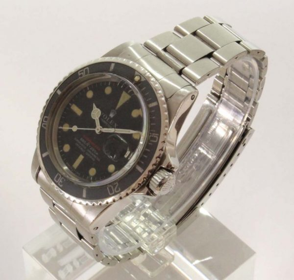 IMG 4703 - Rolex Submariner Date Red Tropical dial, 9315 bracelet
